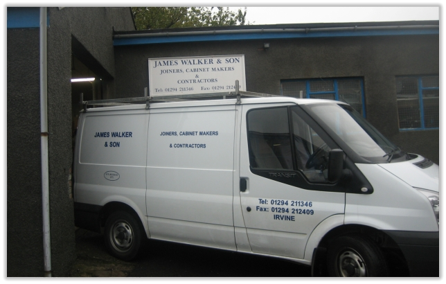 James Walker Joiners