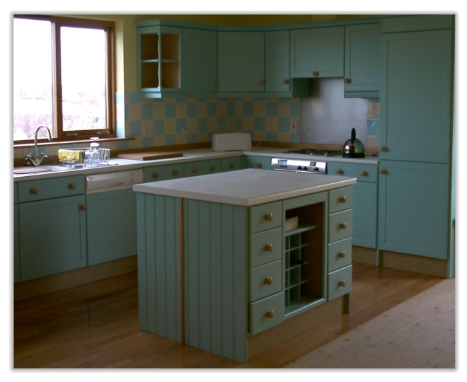 Kitchen Design and fitting James Walker Joiners