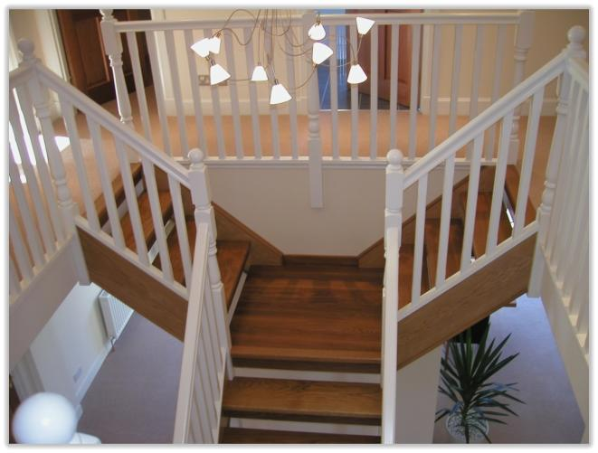 Staircase from James Walker Joiners
